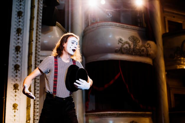 Mime Acting