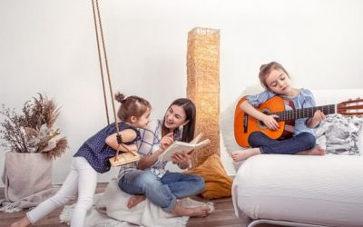 5 Big Benefits of Music Lessons for Kids